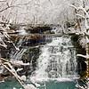 Rutledge Falls Winter 2009 - Rutledge Falls Natural Area - Tullahoma, TN