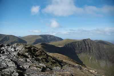 Sand Hill and Hobcarton Crag