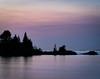 Sunset in Copper Harbor, MI