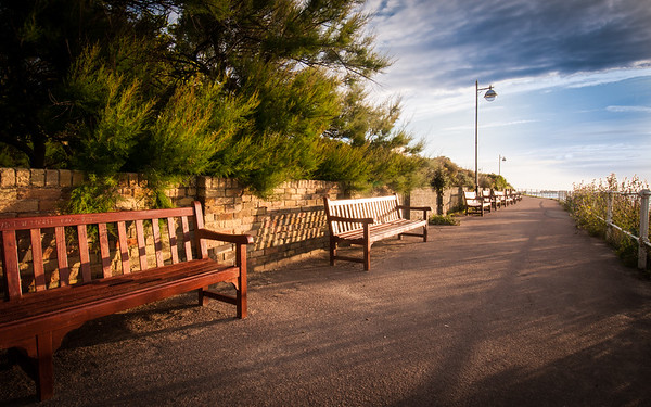 Southwold - benches