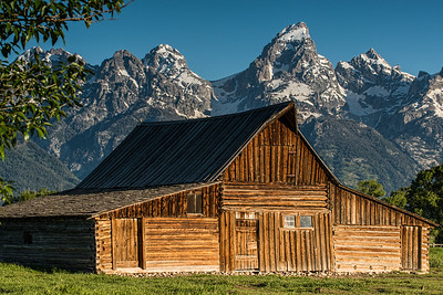 Old Barn, Mormon Row