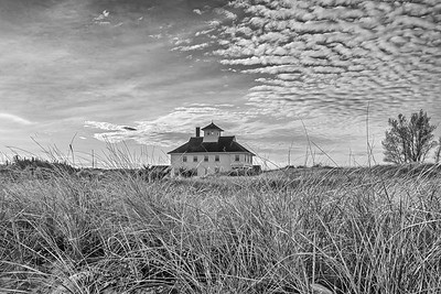 House at Point Betsie