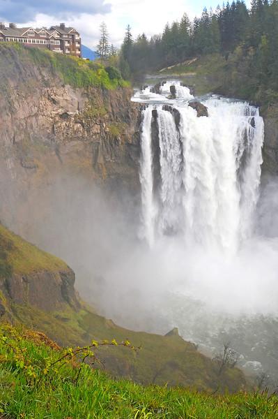 Snowqualmie Falls