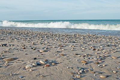 Lake Michigan Pebbles