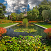 """Filoli Gardens in Woodside California.   Home to many different movie sets and TV shows including the 1980's show """"Dynasty""""..."""