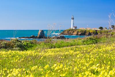 Pigeon Point Lighthouse - Central California Coast