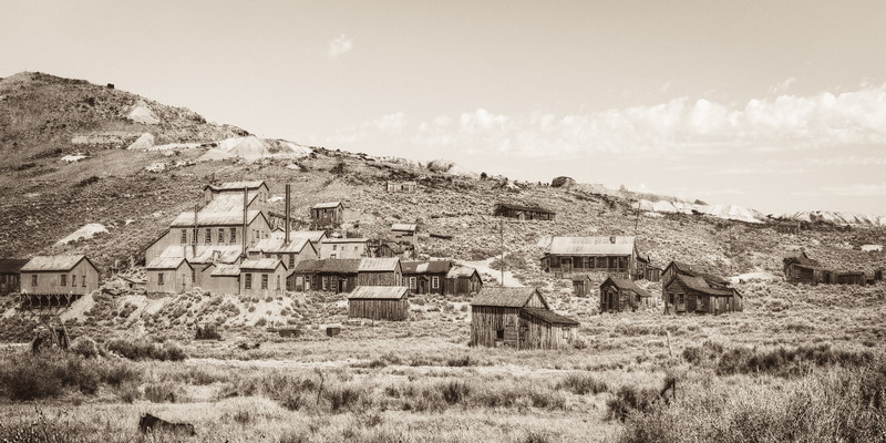 Bodie Mining Operations