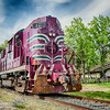 World-famous Napa Valley Wine Train