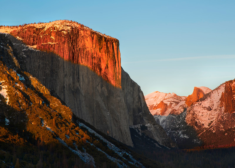 The Incredible Yosemite National Park