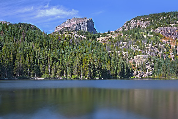 Bear Lake - Rocky Mountain Nat'l Park
