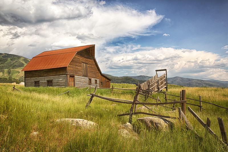 More Barn - Steamboat Springs Colorado