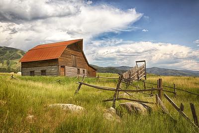 More Barn - Steamboat Springs Colorado