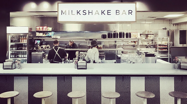 Milkshakes are but one facet of the Grilled Cheese Shoppe in suburban Nashville :)