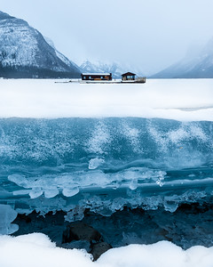 Minnewanka Boathouse