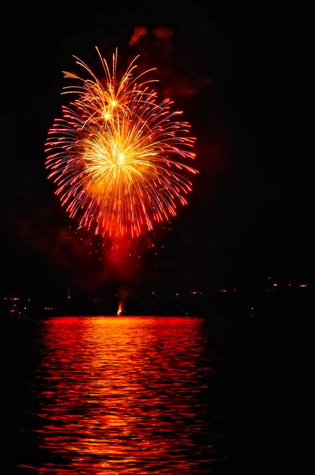 Indianola Fireworks 201