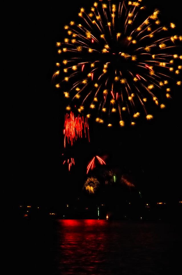 Indianola Fireworks 107