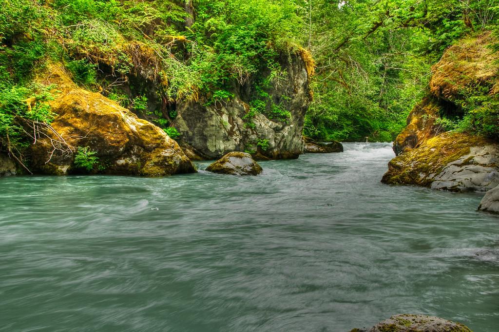 Dosewallip River