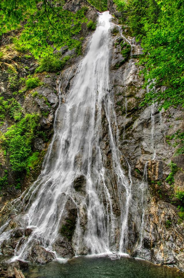 Brinnon Falls