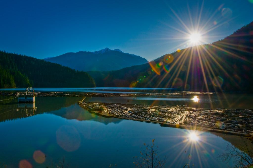 Lake Mills.