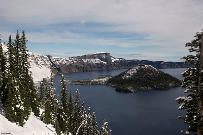 Crater Lake and Vicinity