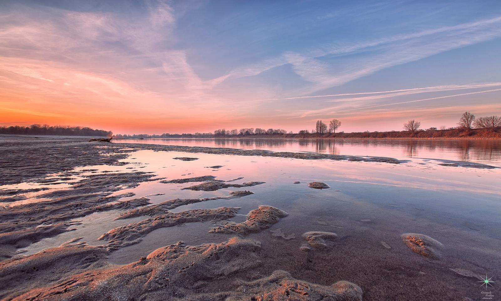 Po River 6, Italy