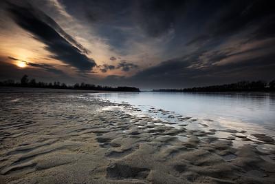 Po river 1, Italy