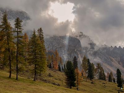 Dolomiti, Val di Fassa 1