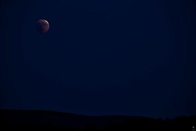 Eclissi di luna 3