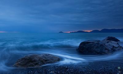 Punta Corvo 9, Liguria