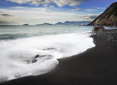 Punta Corvo 1, Liguria