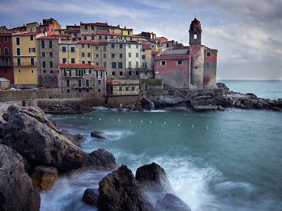 Tellaro 1, Liguria