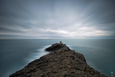 Punta Chiappa 1, Liguria.