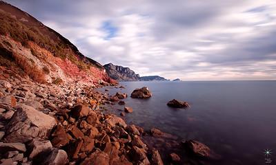 Punta Persico 3, Liguria