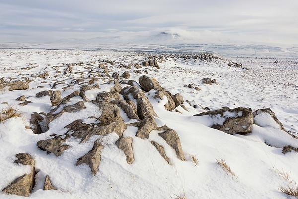Rocks, Grass, & Snow, Kingsdale