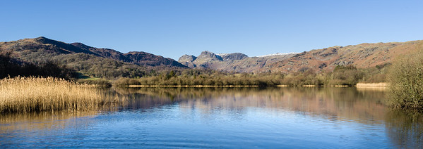 Elterwater Reflection