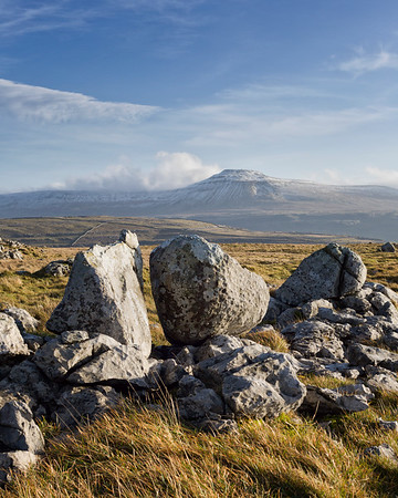 Three Rocks & Ingleborough