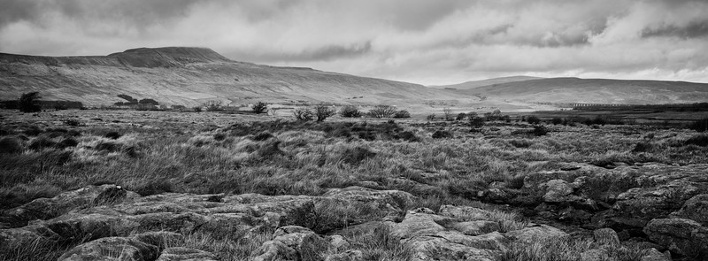 Whernside & Ribblehead Viaduct