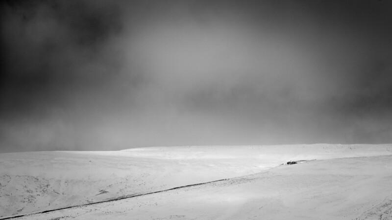 Winter Refuge on the High Fells