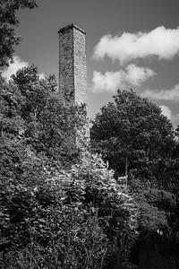 Chimney, Smelt Mill - 2
