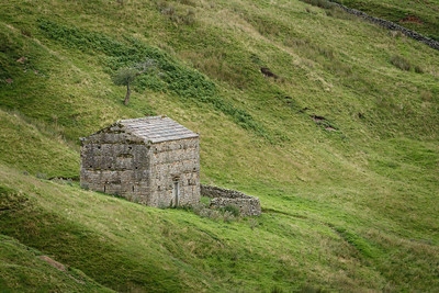 Barn, West Stonesdale.