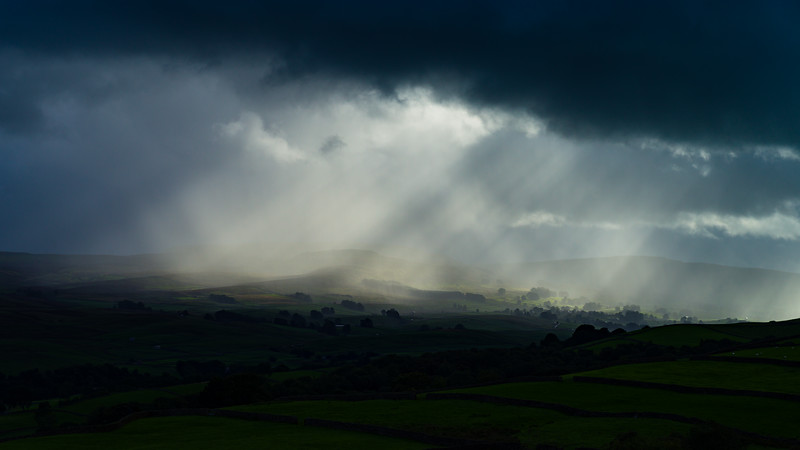 Unsettled Weather, Wensleydale.