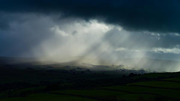 Unsettled Weather, Wensleydale.