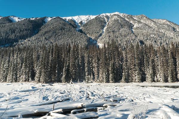 Duffey Lake Provincial Park, BC