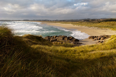 Brusand, Jæren - which is on the South Western coast of Norway (South of Stavanger)