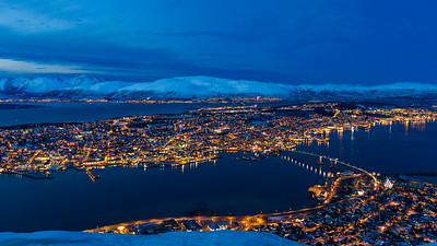 Winter in Tromsø