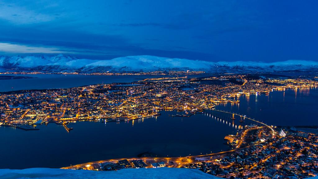 Winter in Tromsø
