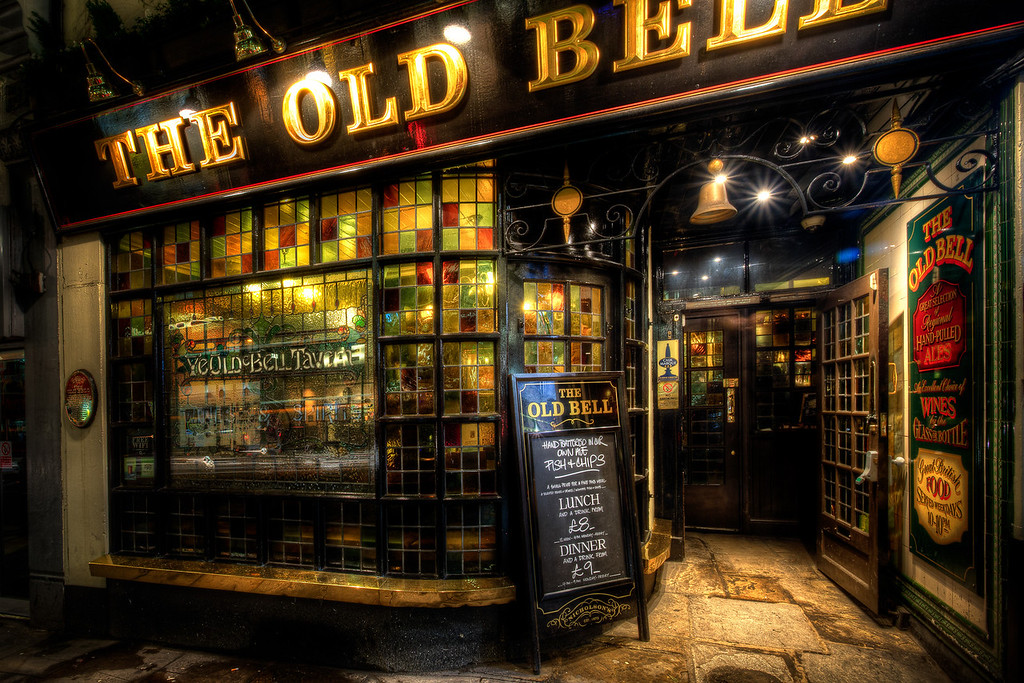 The Old Bell Tavern