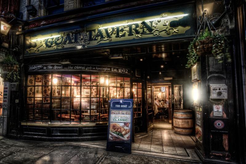The Goat Tavern