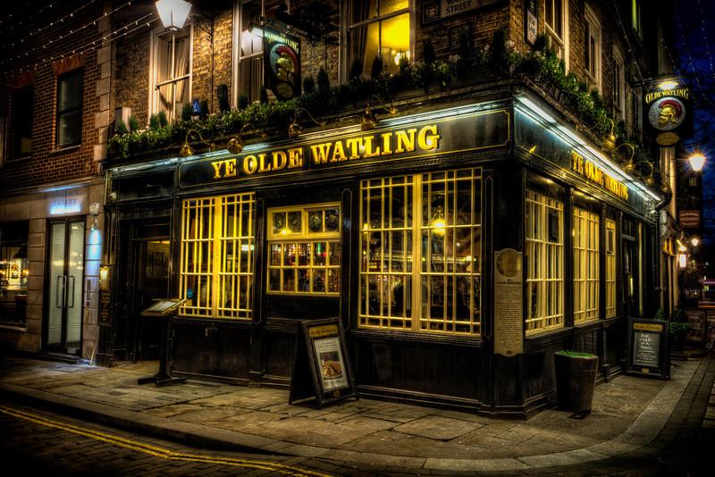 Ye Olde Watling