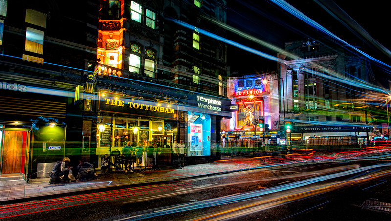 The Tottenham pub